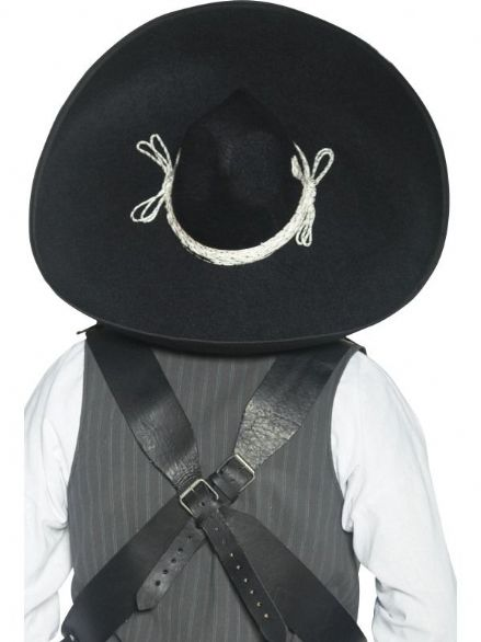 Wild West Mexican Bandit Hat